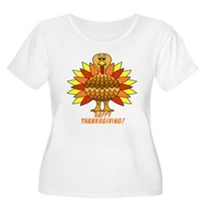 Thanksgiving Turkey T-Shirt