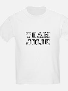 Team Jolie Kids T-Shirt