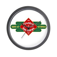 Unique Georgia southern Wall Clock