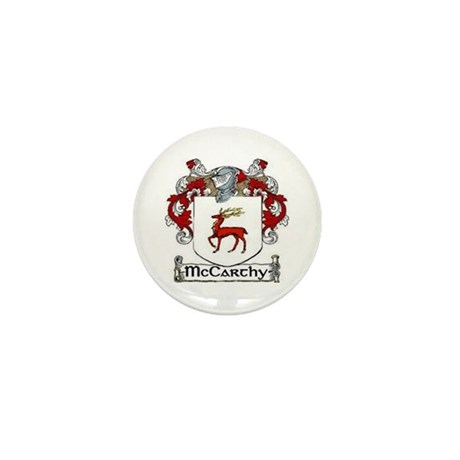 McCarthy Coat of Arms Mini Button (10 pack)