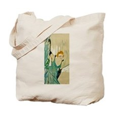 Yvette Guilbert Tote Bag