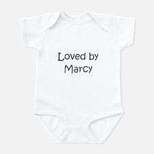 Cute Marcy Infant Bodysuit