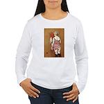 Half Naked Women Women's Long Sleeve T-Shirt