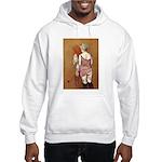 Half Naked Women Hooded Sweatshirt