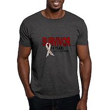 Lung Cancer Survivor 14 Years 1 T-Shirt