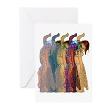 Rainbow Troupe Greeting Cards (Pk of 10)