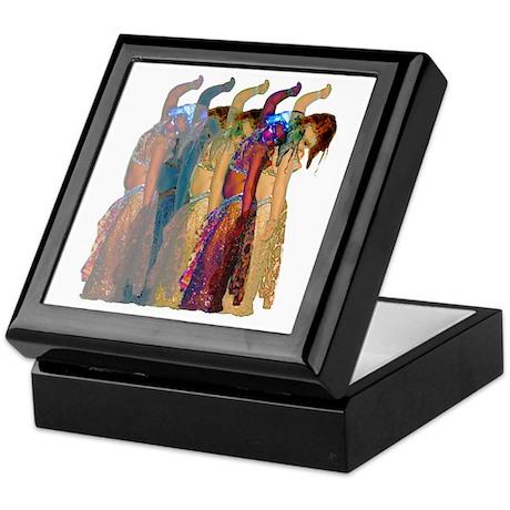 Rainbow Troupe Keepsake Box