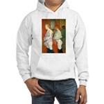 Medical Inspection Hooded Sweatshirt
