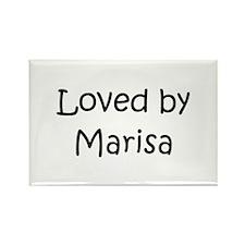 Funny Marisa Rectangle Magnet (10 pack)
