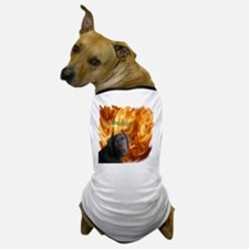 Devil Made Me Do It! Dog T-Shirt