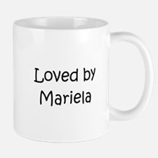 Funny Mariela Mug