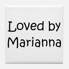 Marianna Tile Coaster