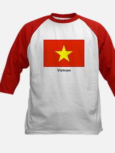 Vietnam Flag (Front) Tee