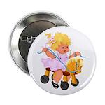 Little Girl Toy Horse 2.25
