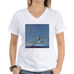 John Bauer Women's V-Neck T-Shirt 4