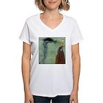 John Bauer Women's V-Neck T-Shirt 3