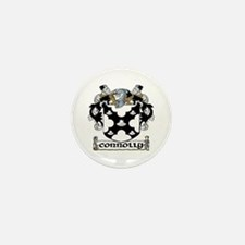 Connolly Coat of Arms Mini Button (10 pack)