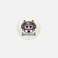 McCormack Coat of Arms Mini Button (10 pack)