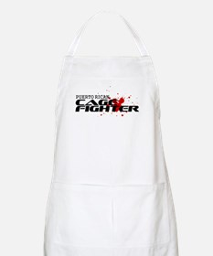 Puerto Rican Cage Fighter BBQ Apron