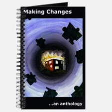 Cute Making change Journal