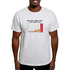 'Natural Disasters' T-Shirt