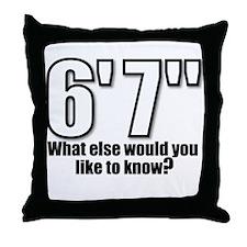 Cute Extra Throw Pillow