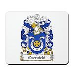 Czernicki Family Crest Mousepad