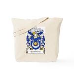 Czernicki Family Crest Tote Bag