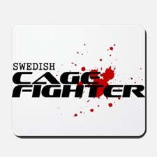 Swedish Cage Fighter Mousepad