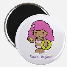 Future Lifeguard - girl Magnet