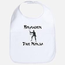 Brayden - The Ninja Bib