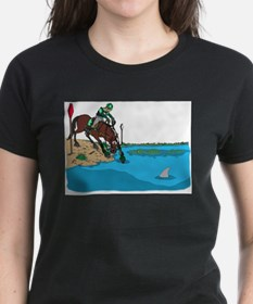Event Horse Water Jump Tee