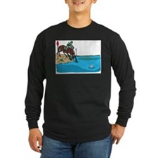 Event Horse Water Jump T