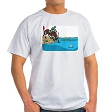Event Horse Water Jump T-Shirt