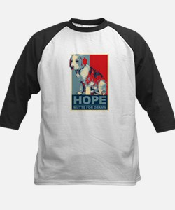 Hope Mutts for Obama, Puppies Tee