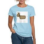 Stick Figure Horse Women's Light T-Shirt
