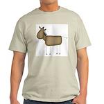 Stick Figure Horse Light T-Shirt