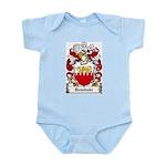 Dembski Family Crest Infant Creeper