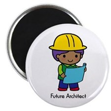 Future Architect boy Magnet