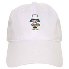 Future Chef girl Baseball Cap