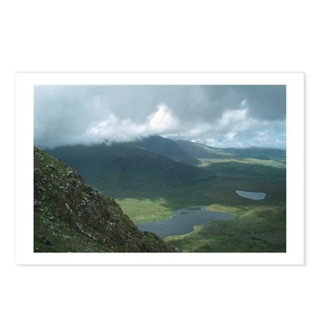 Connor Pass, North; Postcards (Package of 8)