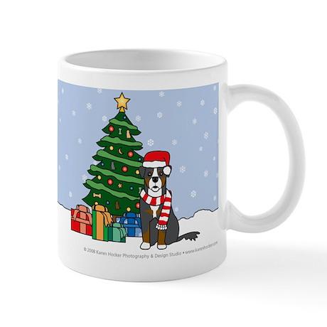 Berner Christmas Mug