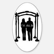 Gilmore Girls Oval Decal