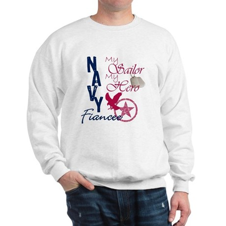 Navy Fiancee - Eagle Sweatshirt