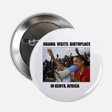 "BORN IN KENYA 2.25"" Button"
