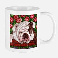 dog_bulldog_q01 Mug