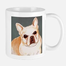 dog_french_q01 Mug