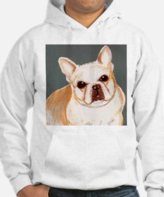 dog_french_q01 Hoodie