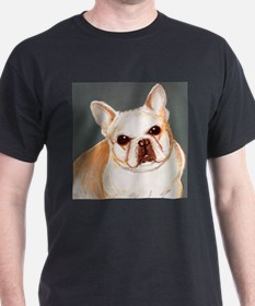 dog_french_q01 T-Shirt