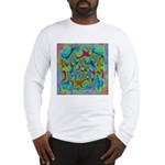Fractal C~03 Long Sleeve T-Shirt